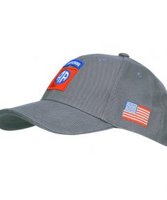 82nd Airborne Cap Pet